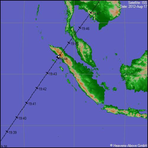 Passage ISS PassGTrackLargeGraphic.aspx?satid=25544&date=56156
