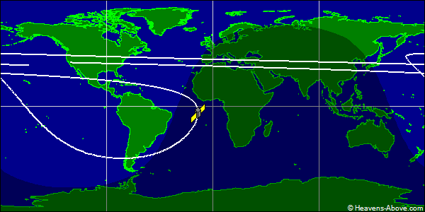 Chandra X-Ray Observatory - Orbit