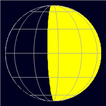 real time lunar phase
