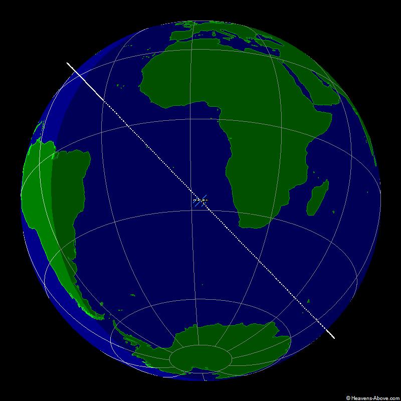 :: Canlı Yayında Dünyanın Etrafını Turlamak… NASA Uluslararası Uzay İstasyonu